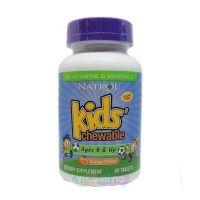 Natrol Витамины для детей Kid's Chewable 6 & Up, 60 табл.
