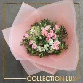 Пергамент для цветов «Нежность», 50 х 70 см, упак 10 листов