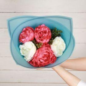Пергамент для цветов «Нежность», 50 × 70 см