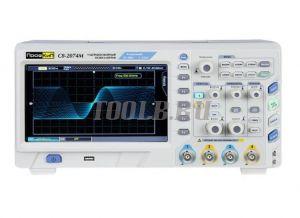 ПрофКиП С8-2074М Осциллограф цифровой (4 Канала, 0 МГц … 70 МГц)