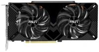 Видеокарта Palit GeForce GTX 1660 SUPER GP OC 6GB (NE6166SS18J9-1160A-1)