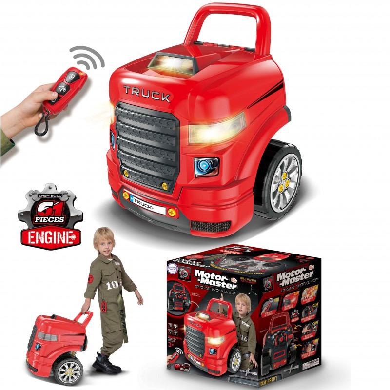 Сервис грузовик