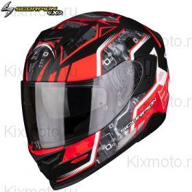 Шлем Scorpion Exo-520 Air Fabio Quartararo