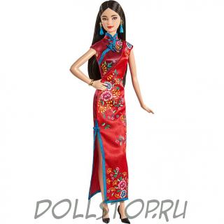 Коллекционная кукла Барби (Лунный Новый Год) - Barbie Lunar New Year Doll