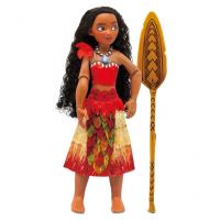 Кукла Моана Дисней с лодкой купить доставка Москва Россия оригинал