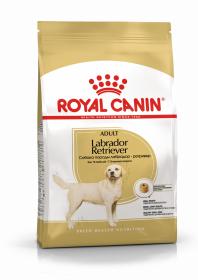 Royal Canin Labrador Retriever Корм сухой для взрослых собак породы Лабрадор Ретривер от 15 месяцев