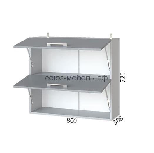 Шкаф АГ-80 Кухня Авенза