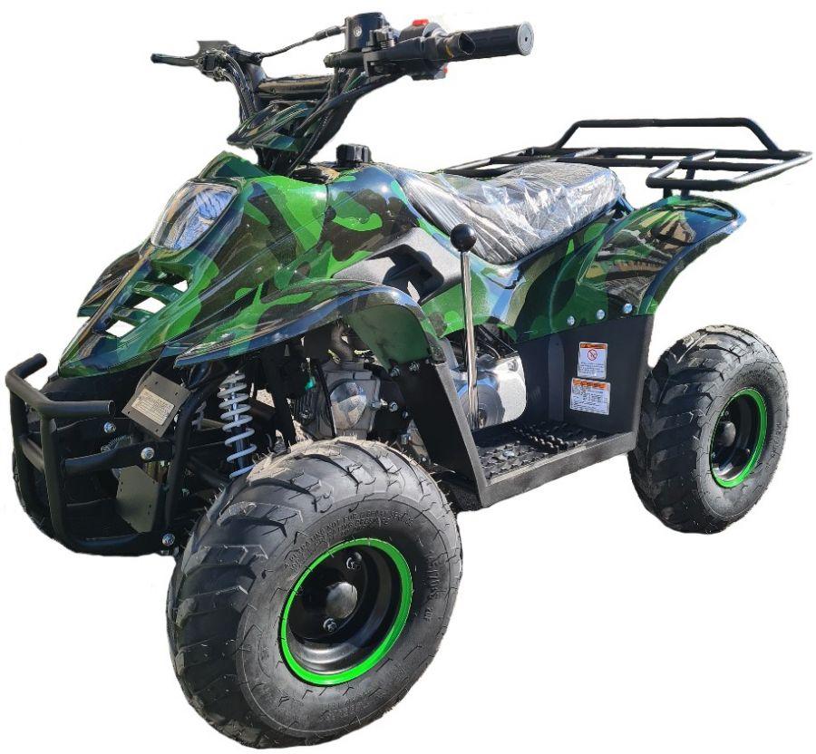 Детский квадроцикл бензиновый ATV 110 cc