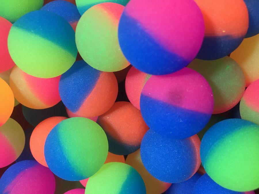 """Мяч 25 мм """"Льдинки"""" 3,97₽"""