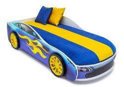 Детская кровать-машина Бельмарко Бондмобиль