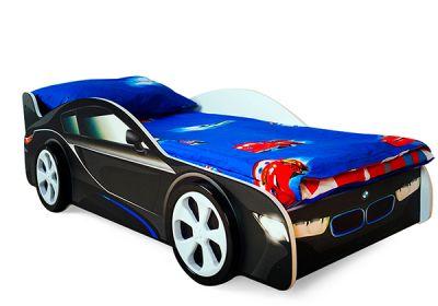 Детская кровать-машина Бельмарко БМВ