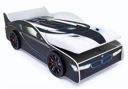Детская кровать-машина Бельмарко БМВ с ПМ