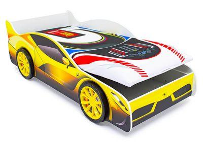 Детская кровать-машина Бельмарко Феррари