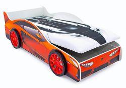 Детская кровать-машина Бельмарко Ламборджини с ПМ