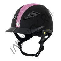 Шлем для верховой езды EQ3 Lynx Microcoup Розовый Песок