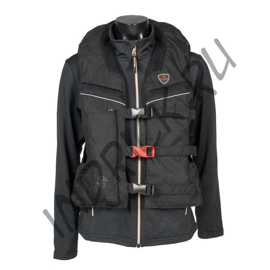 Защитный жилет - воздушная подушка безопасности Back on Track EQ3 Spark Air Vest