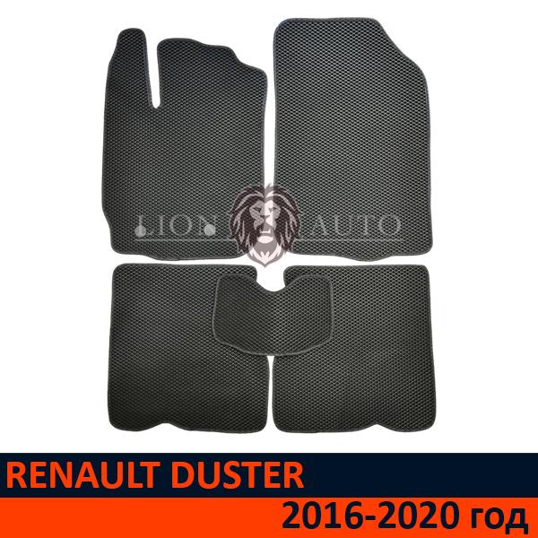 EVA коврики на RENAULT DUSTER (2016-2020г)