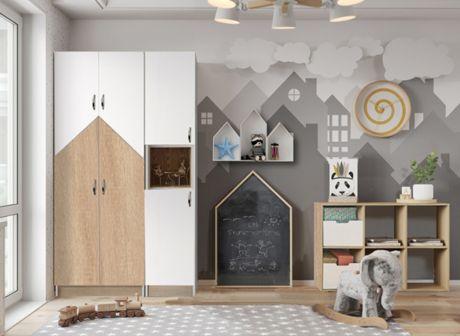 Комплект мебели Нордик для игровой зоны