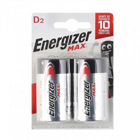 батарейка Energizer LR20 MAX 2/24