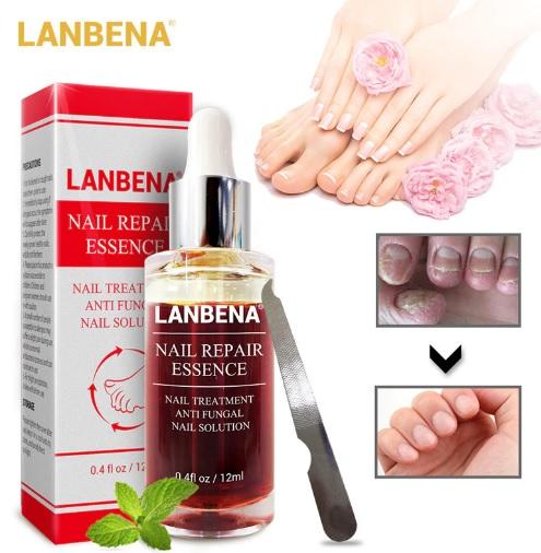 Противогрибковые средства для ногтей LANBENA (62г200)