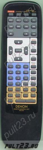 DENON RC-272, DCM-5000, DCM-5001