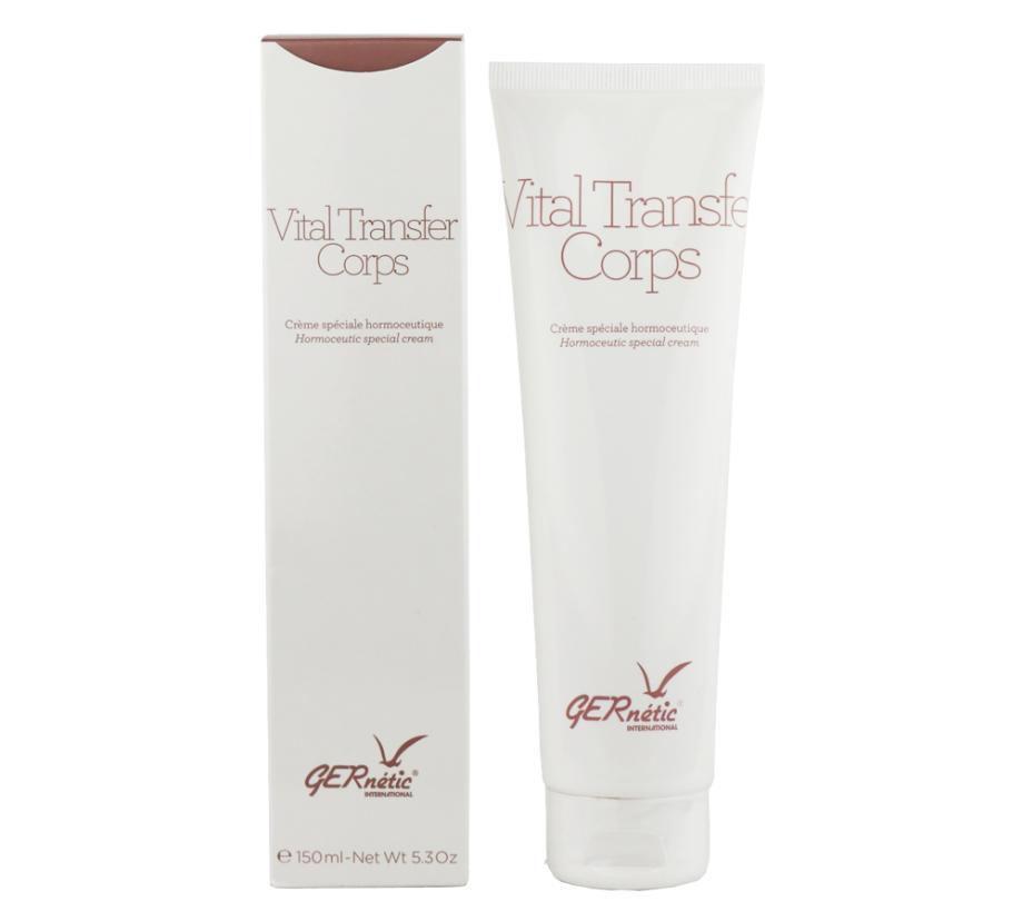 VITAL TRANSFER CORPS Специальный крем для кожи тела в период менопаузы Gernetic International (Жернетик) 150 мл