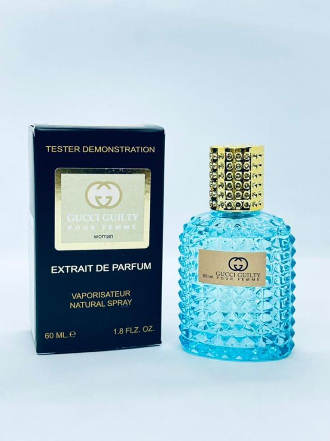 VIP TESTER Gucci Guilty Pour Femme 60ML