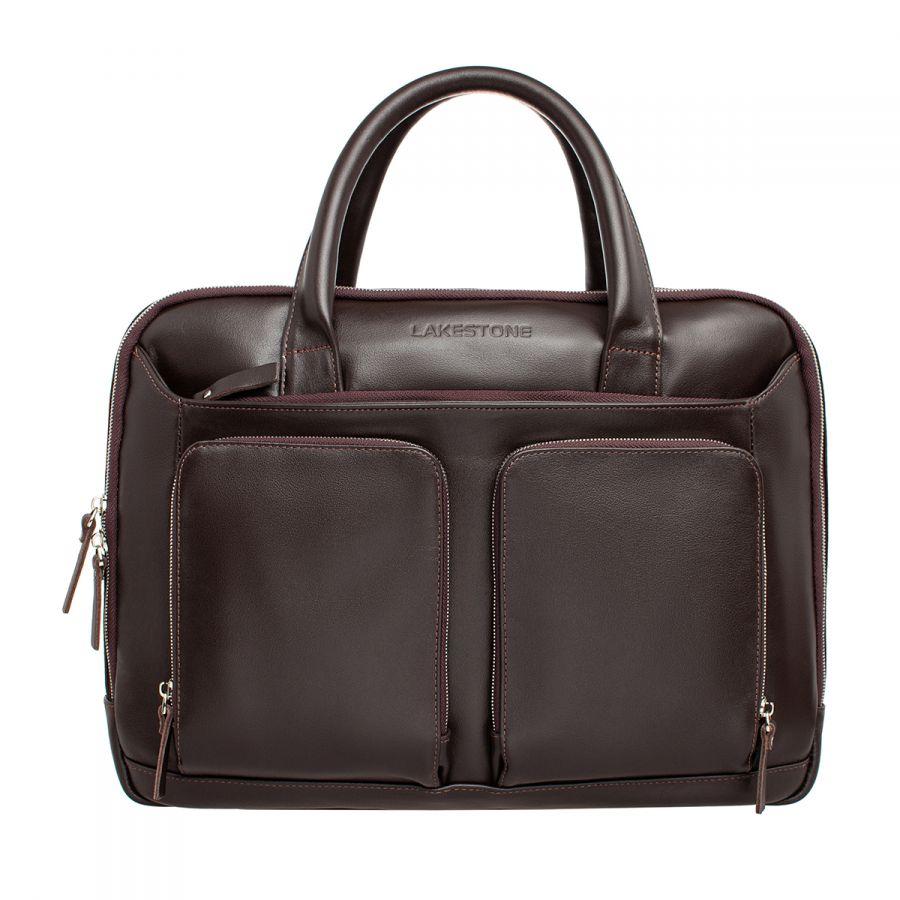 Деловая сумка LAKESTONE Raynes Brown