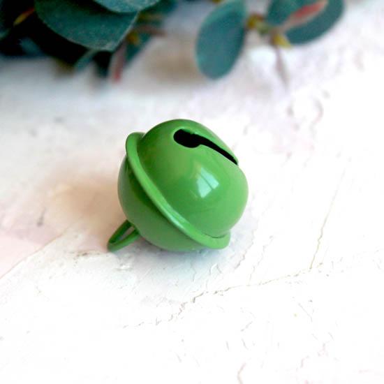 Бубенчик - 2 см Зеленый