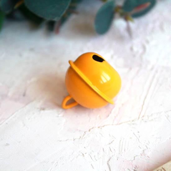 Бубенчик - 2 см Ярко-желтый