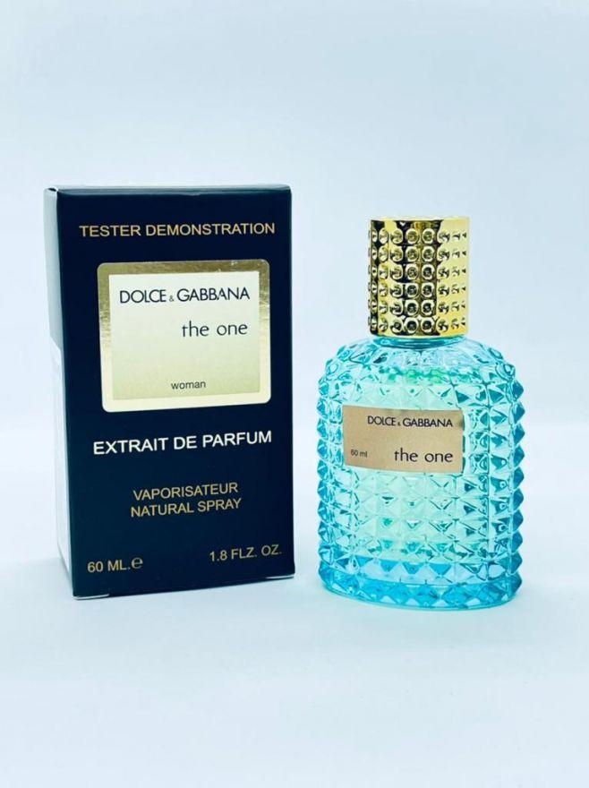 VIP TESTER Dolce& Gabbana The One 60ML