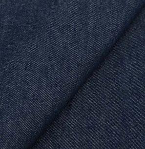 Хлопок джинс  - темно-синий 50х35