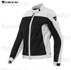 Куртка женская Dainese Sevilla Air Tex, Чёрно-серая
