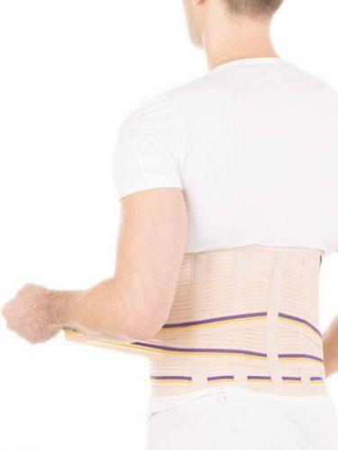 Тривес Т-1560 (Т.58.10). Ортопедический корсет пояснично-крестцовый (жесткий и полу-жесткий)