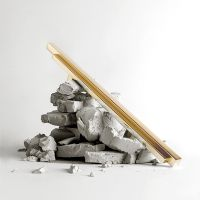 Ручка-скоба PullCast Skyline CM3013 дизайн 2