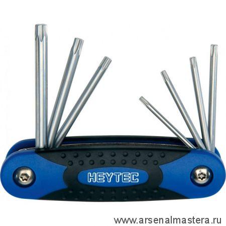 Набор угловых отверток для профиля с внутренним TORX  H 5081348-7 HEYCO HE-50813486280