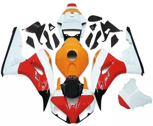 HONDA CBR1000RR 2006-2007 Комплект пластика