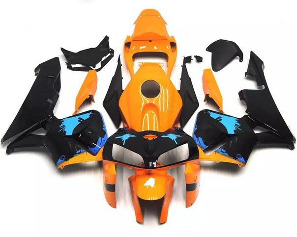 HONDA CBR600RR 2005-2006 Комплект пластика