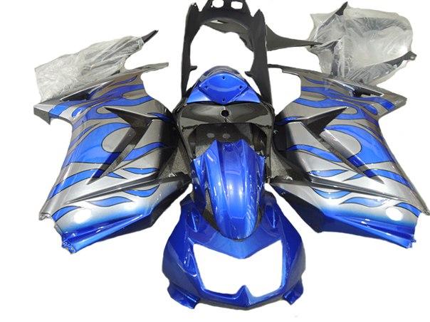 KAWASAKI 250R 2008-2012 Комплект пластика