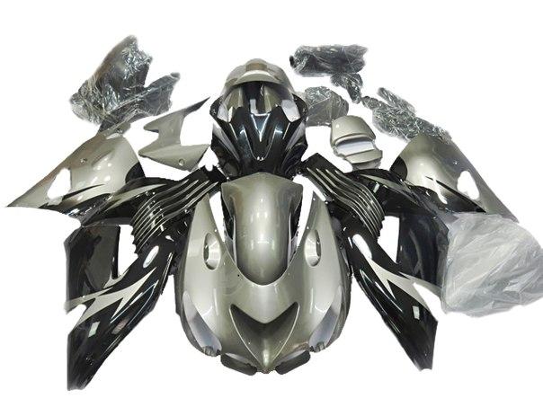 KAWASAKI ZX-14R 2006-2011 Комплект пластика