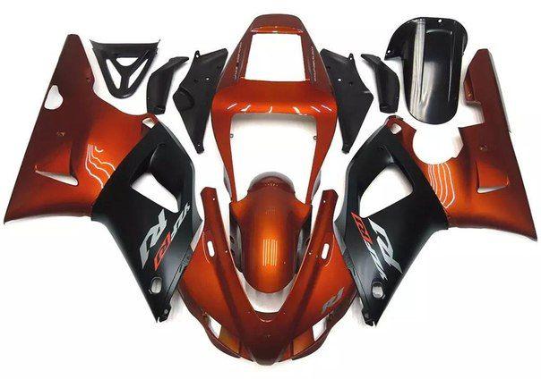 YAMAHA YZF-R1 1998-1999 Комплект пластика