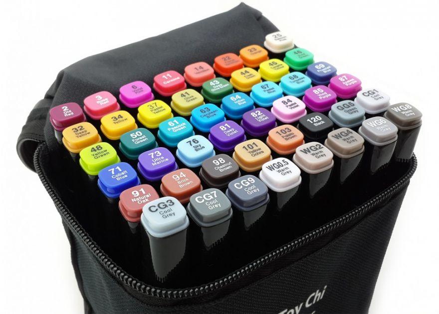 Маркеры для скетчинга Touch 24 цвета
