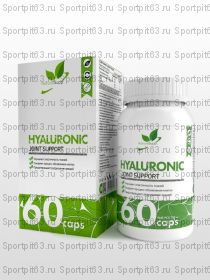 NATURAL SUPP HYALURONIC ACID 60 КАП