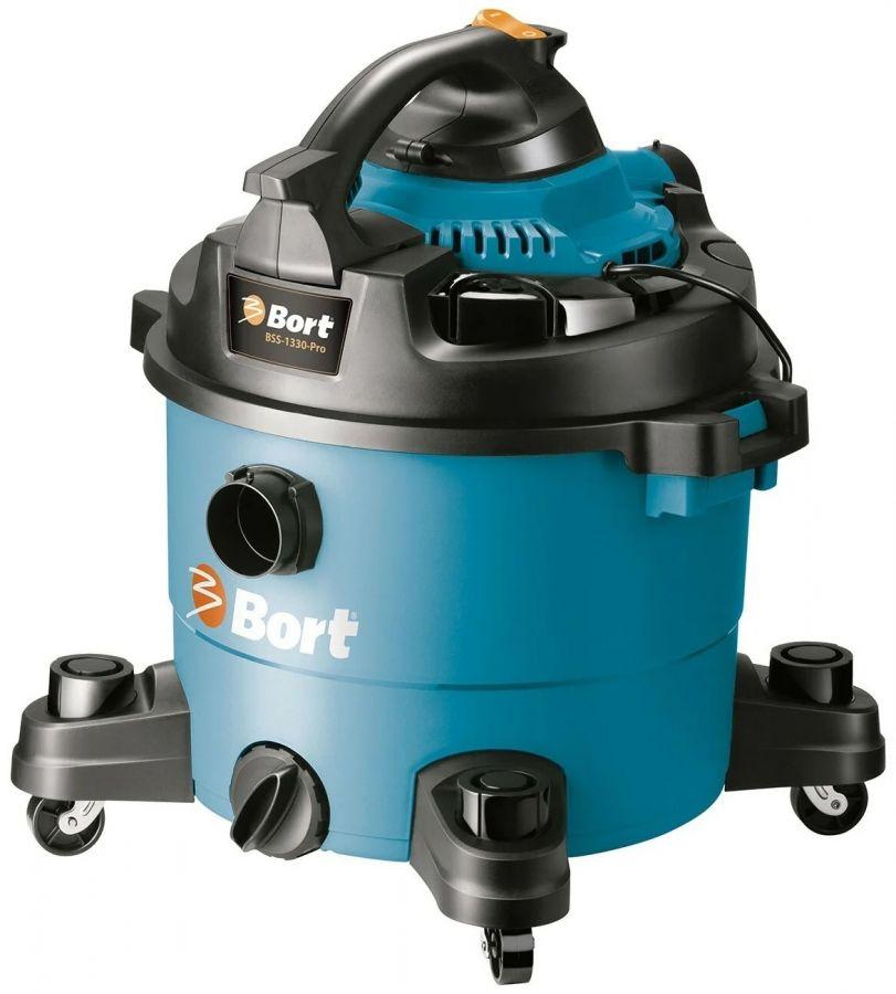 Профессиональный пылесос Bort BSS-1330-Pro