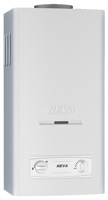 Проточный газовый водонагреватель Neva 4510 P (29742)