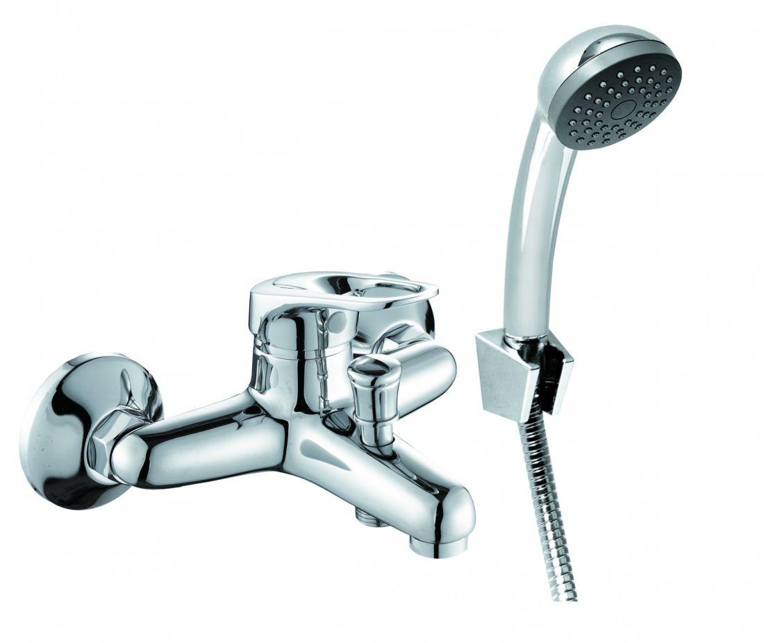 Смеситель для ванны с аксессуарами SOL1500
