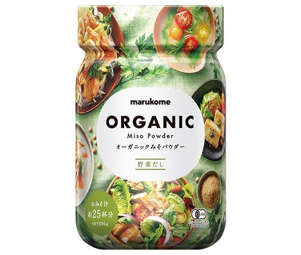 Marukome Organic порошок мисо овощной