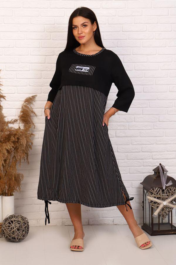 Платье 31538 [черный]