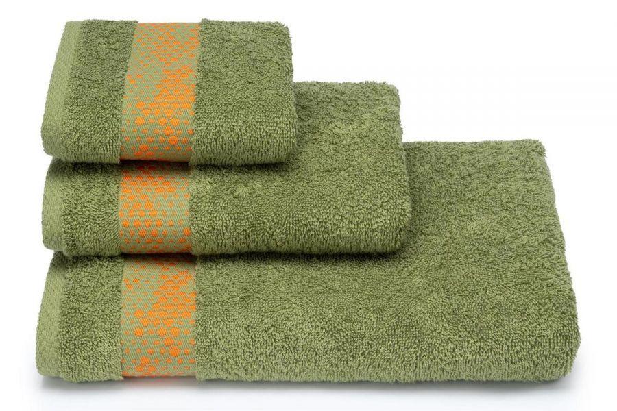 Полотенце махровое Element [зеленый]