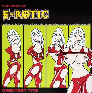 E-Rotic - The Best Of E-Rotic 1994-2003 (2020) 2LP